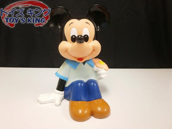 ディズニー [三菱銀行 ミッキーーマウス 店頭用貯金箱] /Disney