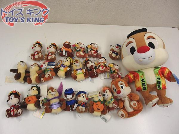 ディズニー/Disney ぬいぐるみ チップ&デール /火踊祭 TDS