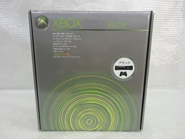 Xbox360 エリート Elite / ゲーム 本体