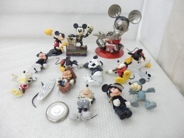 ディズニー/Disney ミッキー ソフビフィギュア他